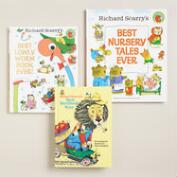 Richard Scarry Hardcover Book Collection