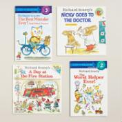 Richard Scarry Paperback Book Collection