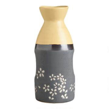 Fuji Sake Bottle