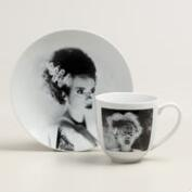 Bride of Frankenstein Dinnerware