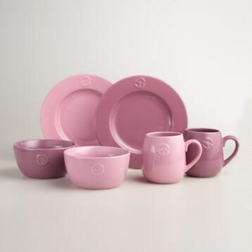 Early Bird Dinnerware