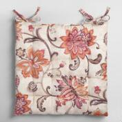Eva Floral Chair Cushion
