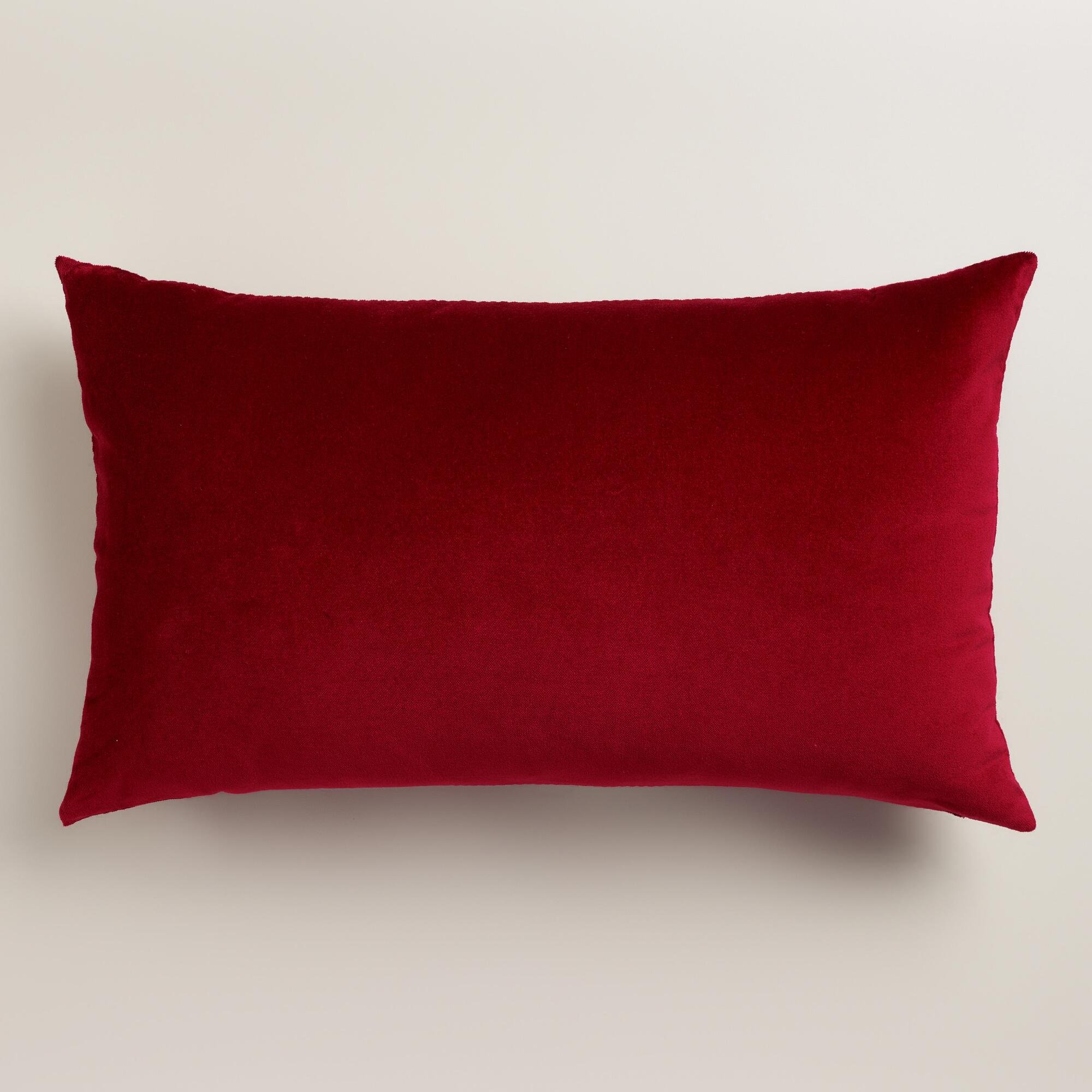 Find great deals on eBay for red velvet cushion cover. Shop with confidence.