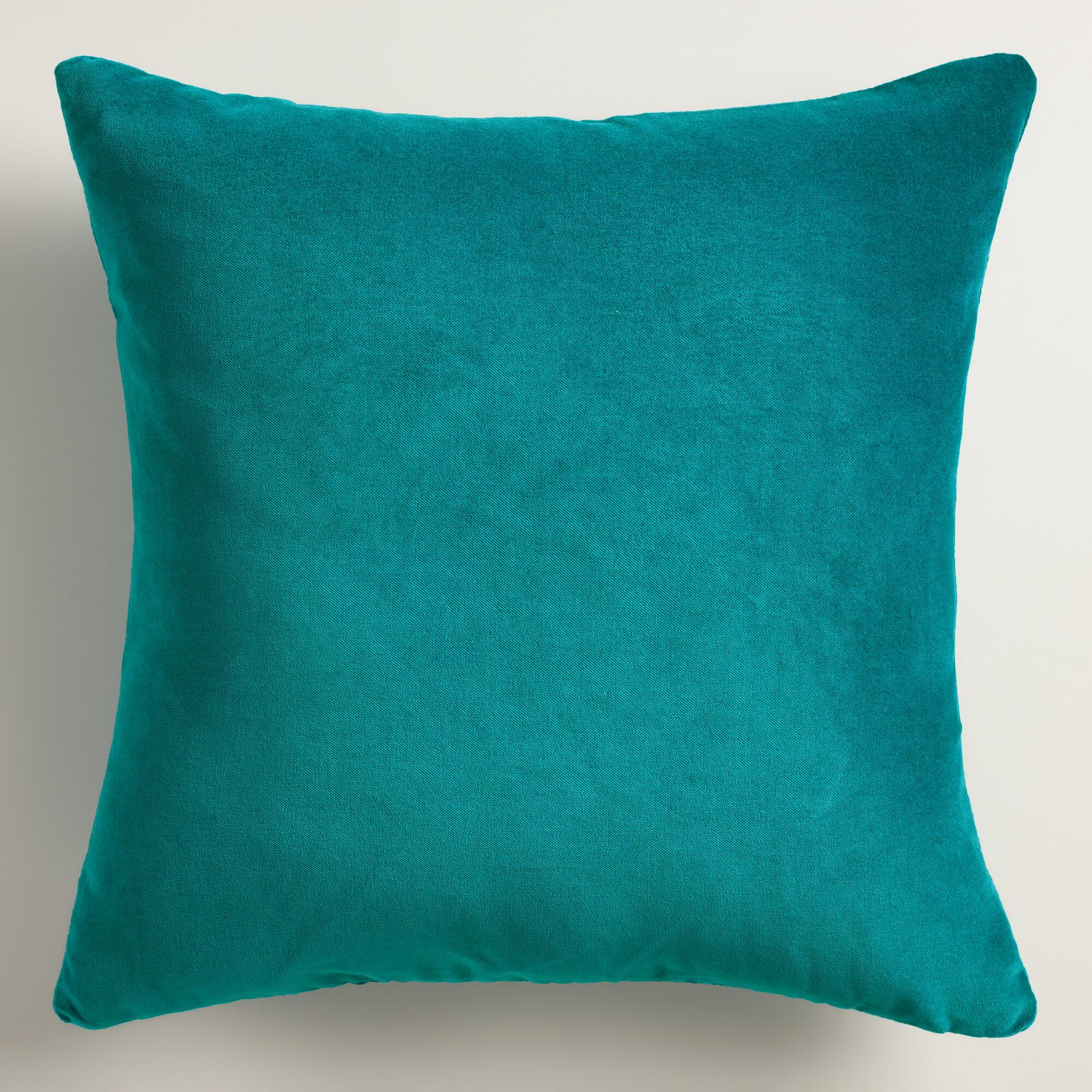 Throw Pillows Velvet : X