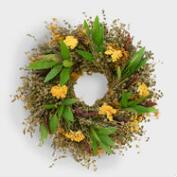 Natural Herb Wreath