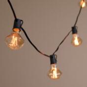 Diamond Filament 10-Bulb String Lights