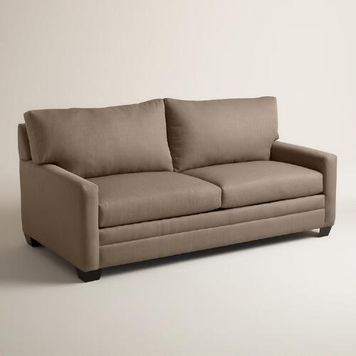 Textured Woven Holman Upholstered Sleeper Sofa