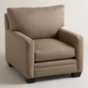 Textured Woven Holman Upholstered Chair