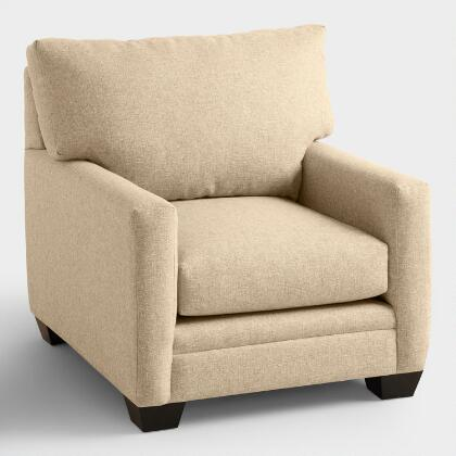 Chunky Woven Holman Upholstered Chair