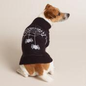 Small Spider Web Knit Dog Sweater