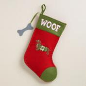 Dachshund Pet Stocking