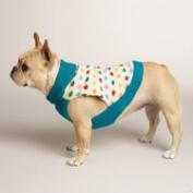 Polka Dot Knit Dog Sweater