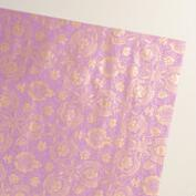 Lavender Christina Handmade Wrapping Paper Rolls, 3-Pack