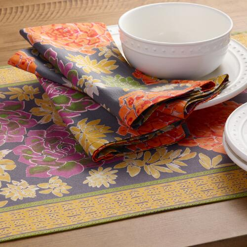 Succulent Table Linen Collection