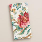 Floral Polina Napkins, Set of 4