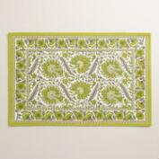 Green Helena Placemats, Set of 4