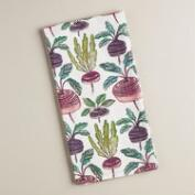 Turnip Flour Sack Kitchen Towels, Set of 2