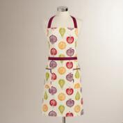 Harvest Fruit Apron