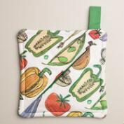 Veggie Pocket Potholder