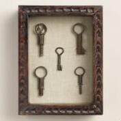 Keys in Shadowbox