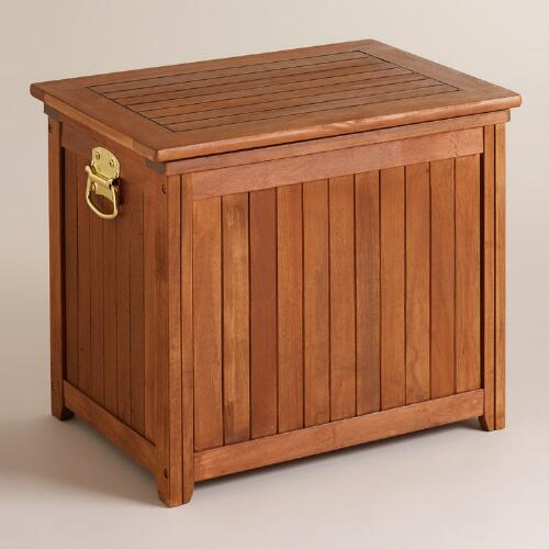 Wood Outdoor Cooler