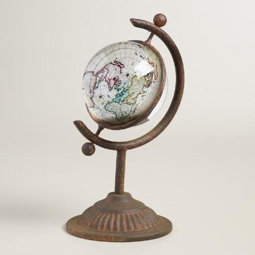 Decorative Glass Globe