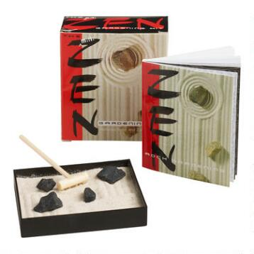 Mini Zen  Garden Kit