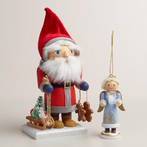 German Santa Nutcracker