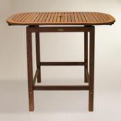 Wood Oreton Pub Extension Table