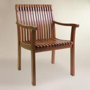 Wood Catania Armchair