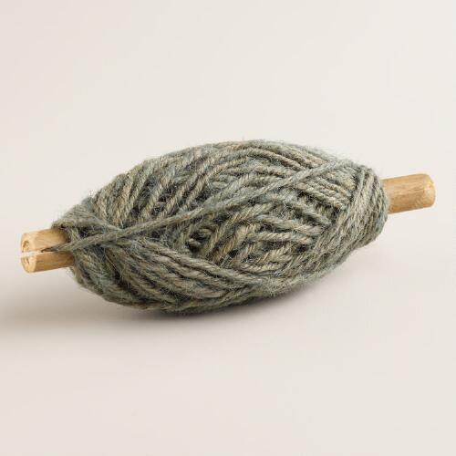 Gray Flax Cord, 2-Pack
