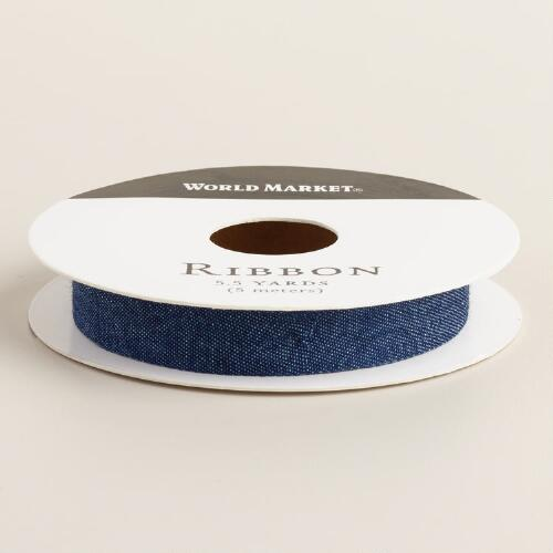Denim Ribbon, 2-Pack