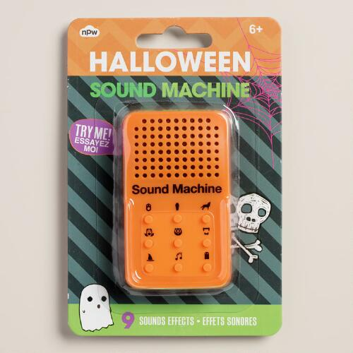 Handheld Halloween Sound Effects Machine