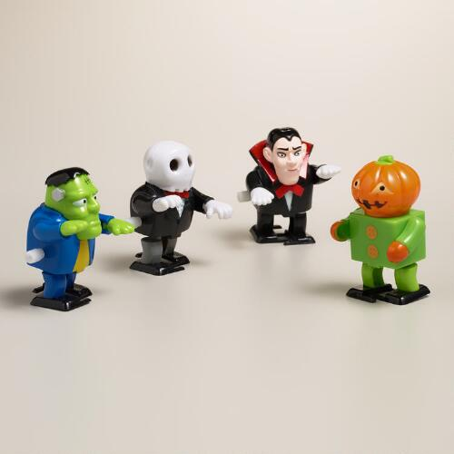 Monster Windups, Set of 4