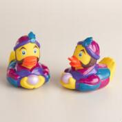 Fortune Teller Rubber Duck, Set of 2