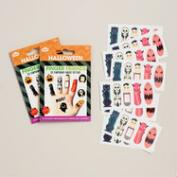 Halloween Finger Tattoos, Set of 2