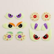 Halloween Scary Eyes Window Clings
