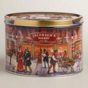Jacobsen's Regency Cookie Tin