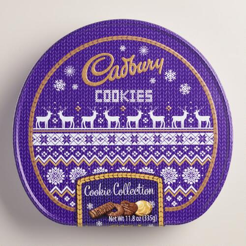 Cadbury Biscuit Tin