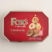Fabulously Fox's Biscuit Tin