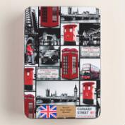 Grandma Wild's Iconic London Biscuit Tin