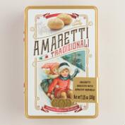 Dolciaria Amaretti Winter Cookie Tin