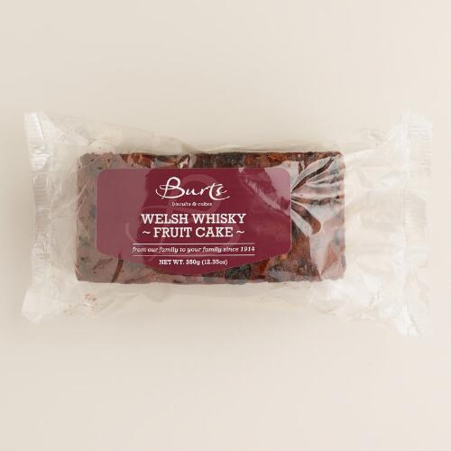 Burts Welsh Whisky Fruitcake