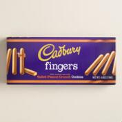 Cadbury Fingers Salted Peanut Crunch