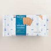 Dutch Windmill Cookies