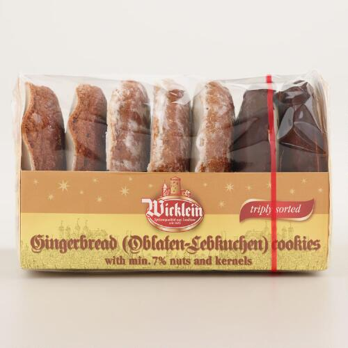 Wicklein Assorted Lebkuchen Gingerbread Cookies