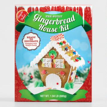 Chalet Gingerbread House Kit