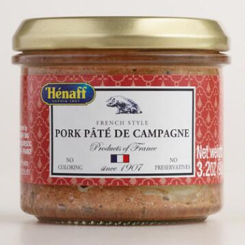 Henaff French Pork Pate de Campagne