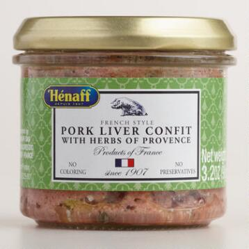 Henaff Pork Confit with Herbs de Provence