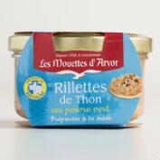 Les Mouettes d'Arvor Green Pepper Tuna Rillettes